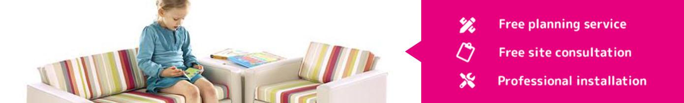 Armchair and Sofa Set