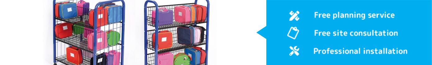 Lunchbox Storage