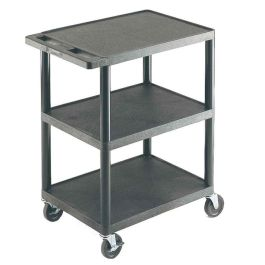 3 Shelf Multi-Purpose Trolley