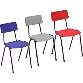 Remploy MX24 Two Piece Stacking Classroom Chair