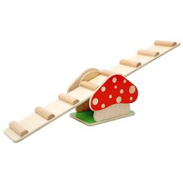 Children's Active Play Plywood Balance Footbridge
