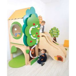 Children's Sensory Tree Play House Den