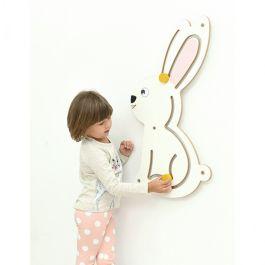 Bunny Sensory Wall Play Panel