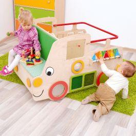 Car Sensory Activity Play Centre
