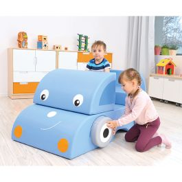 Soft Play Foam Car Set