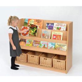 Fusion Static Book Storage Unit