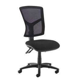 Senza High Mesh Back Operator Chair