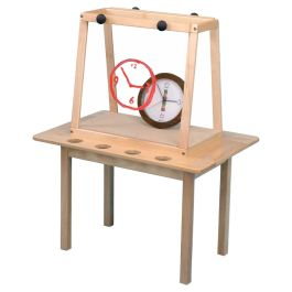 Two Sided Perspex Table Easel