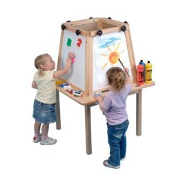Four Sided Table Easel