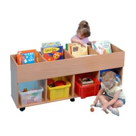 Long A4 Children's Kinderbox with Trays