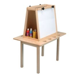 Two Sided Table Art Easel
