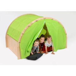 Kebrico Children's Play Pod with Curtains