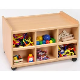 Double Sided Children's Classroom Resource Unit