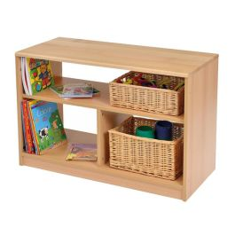 RS Open Children's Bookcase and Shelf Unit
