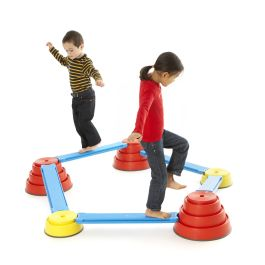Children's Build and Balancing Challenge Course Starter Set