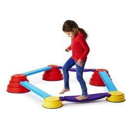 Children's Build and Balancing Challenge Course Upper Intermediate Set
