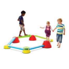 Children's Build and Balancing Challenge Course Intermediate Set