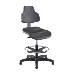 Lapis Perch Draughtsman Chair