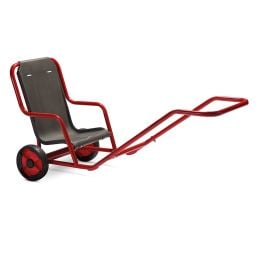 Winther Mini Viking Rickshaw - Red