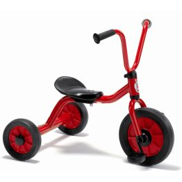 Winther Mini Viking Low Tricycle - Red