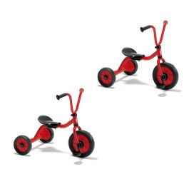 Winther Mini Viking Low Tricycle Bundle Deal