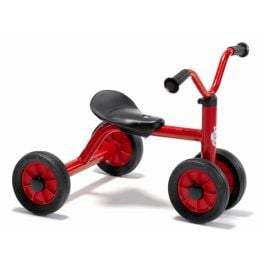 Winther Mini Viking Push Bike - Red