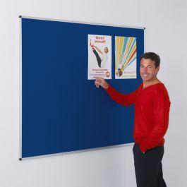 Aluminium Framed Noticeboard