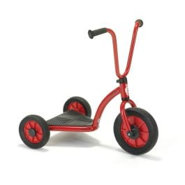 Winther Viking Twin Wheel Scooter with Wide Base