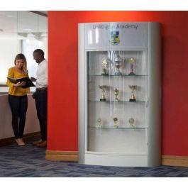 Floor Standing Personalised Trophy Showcase Cabinet