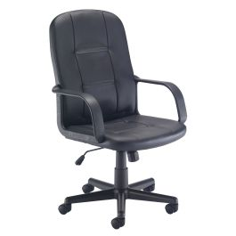 Jack II Faux Leather Executive Chair