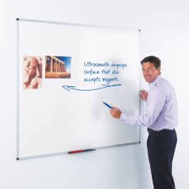 WriteOn Ultra Smooth Magnetic Whiteboard