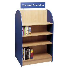 Tortuga Double Sided Shelving Unit