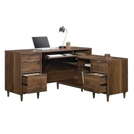Clifton Place L-Shaped Home Office Executive Desk