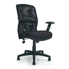 Jupiter Mesh Back Managers Armchair With Adjustable Lumbar Support