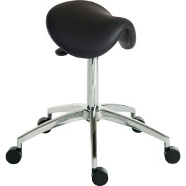 Perch Sit-Stand Height Adjustable Stool
