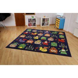 Story Time Classroom Carpet