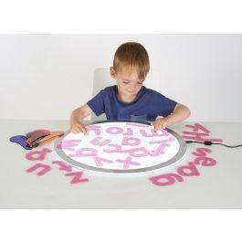 Children's Small Round Light Panel - 500mm