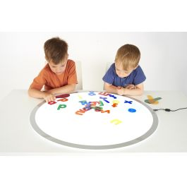 TickiT Children's Round Light Panel - Large 700mm