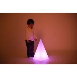 Sensory Mood Light Pyramid