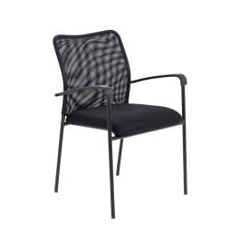 Start Visitor Chair - Black