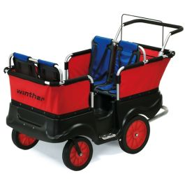 Winther Turtle Kiddy Bus  4 Seater