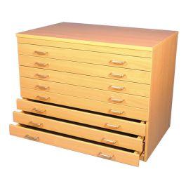 8 Drawer A1 Plan Chest Storage
