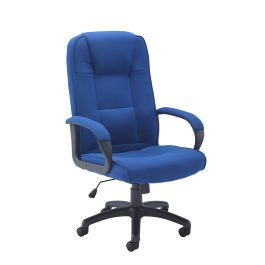 Keno Fabric High Back Managers Chair