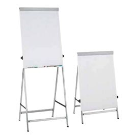 Magnetic Whiteboard Conference Flip Chart Easel