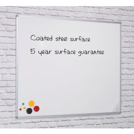 Coated Steel Magnetic Whiteboard