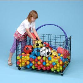 School Equipment Wire Storage Basket