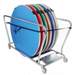 Gopak Round Table Trolley