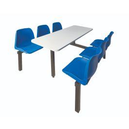Canteen Furniture 6 Seater