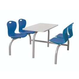Premium Canteen Furniture - 4 Seater