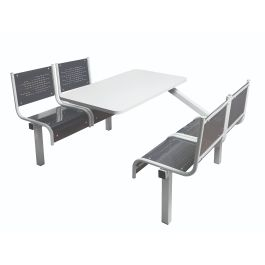 Spectrum Canteen Furniture - 4 Seater